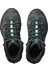Salomon W's Quest 4D 2 GTX Shoes Asphalt/Green Black/Haze Blue